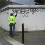 Arts involontaires du nettoyage urbain